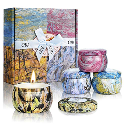 Tommying Sophy Scented Candles Gifts Set for Women...