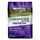 GreenView 2129187 Fairway Formula Lawn Fertilizer, 16.5 lb. -Covers 5,000 sq. ft