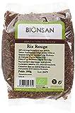 Bionsan - Riz Rouge Biologique | 6 sachets de 500 g | Total : 3 kg 491701