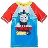 Thomas The Train Boys Thomas Toddler Rashguard, Blue, 3T