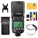 Godox TT685S TTL Camera Flash Alta Velocità HSS 1/8000s GN60 Speedlite per...
