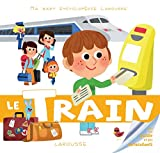 Les trains (Ma baby encyclopédie)