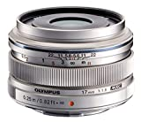 Olympus - Objectif M.ZUIKO DIGITAL 17mm 1:1.8, compatible hybrides Olympus et Panasonic,...