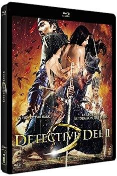 Détective Dee 2 : La légende du Dragon des Mers [Blu-Ray]