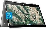 HP X360 14 Chromebook Laptop Computer 14' HD SVA Touch Display Intel Pentium Dual-Core N5000...