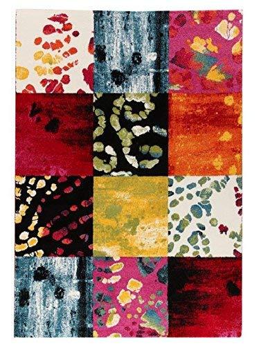 ABC, Gioia B, Tappeto, Multicolore, 60 x 110 cm