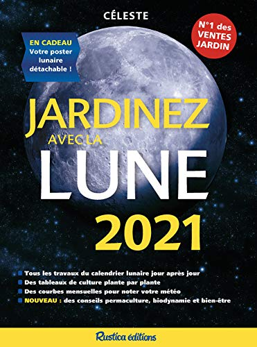 Jardinez avec la Lune 2021