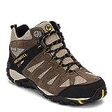 Merrell Men's, Accentor 2 Mid Ventilator Waterproof Hiking Shoe - Wide Width Boulder 9.5 W