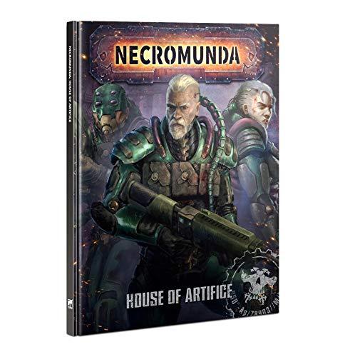 Games Workshop Necromunda House of Artifice