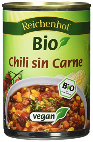 Reichenhof Chili sin Carne vegan (1 x 400 g)
