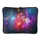 Bolsas para portátil de 5 tamaños a prueba de agua – Universe Tablet adecuado para el trabajo, blanco (Blanco) - BTJC88-DNB-8