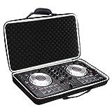 LTGEM EVA Hard Case Travel Bag for Pioneer DDJ-SB2 DJ Controlador Negro