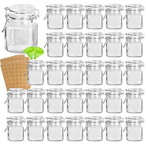 Airtight Spice Jars