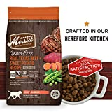 Merrick Grain Free Dry Dog Food Recipes, Texas Beef, 25 Pound