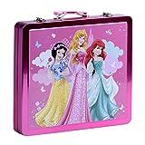 Sambro - Disney Princess - Mallette de coloriage métallique