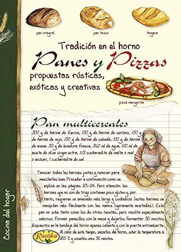Panes y pizzas (Cocina del hogar)