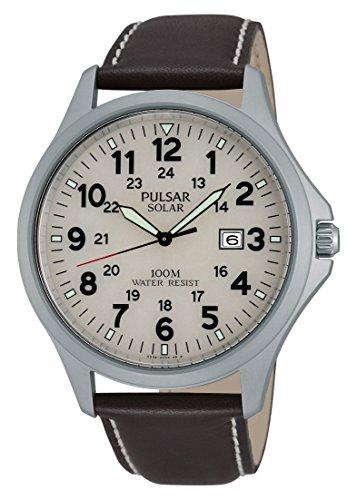 Lorus Klassik Damen-Uhr Edelstahl mit Goldauflage und Metallband RPH58AX9
