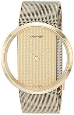 Calvin Klein Glam Women's Mesh Bracelet Watch