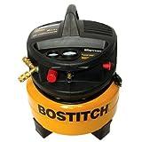 BOSTITCH CAP2000P-OF 6-Gallon 2.0 Peak HP Oil-Free Compressor