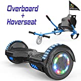 COLORWAY Overboard Hover Scooter Board Gyropode Bluetooth SUV 6.5 Pouces,...