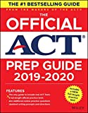 The Official ACT Prep Guide 2019-2020, (Book + 5...