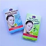 Parche para ojos Purederm con hidrogel de ginkgo y antiarrugas 12 tratamientos