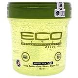 Eco Styler, gel para peinar el cabello, con aceite de oliva, 473 ml