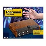 Das FRANZIS Bauset Theremin selber bauen   Theremin-Bausatz und Buch im Stil der 70er Jahre   Das Kultinstrument aus Big Bang Theory & Co.
