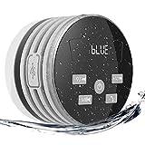 EXTSUD Enceinte Bluetooth Étanche IPX7 Radios de Douche 5W Mini Haut-Parleur...