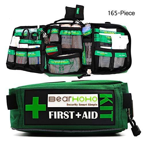 HYRL Kit Auxilios Situaciones De Emergencia En Caso De Terremoto, Kit...