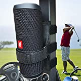 HomeMount Portable Speaker Mount for Golf Cart Accessories -...