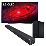 LG OLED TV AI ThinQ OLED65CX6LA.APID, Smart TV 65 '', Processor α9 Gen3 with Dolby Vision IQ / Dolby Atmos, Compatible NVIDIA G-Sync, Google Assistant and Alexa integrated. Soundbar SL5Y 2.1ch included,