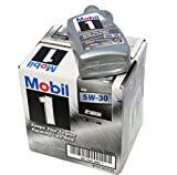Mobil 1 94001 5W-30 Synthetic...