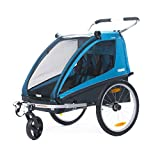 Thule Coaster XT Cycle/Stroll Trailer, Blue, One Size