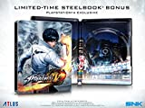 The King of Fighters XIV: SteelBook Launch Edition - PlayStation 4 (Video Game)