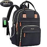 LOVEVOOK Laptop Backpack for Men & Women Unisex Travel Anti-Theft Bag...
