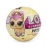 L.O.L. Surprise! Pets Sfera con Animaletto a Sorpresa 7 livelli, Modelli Assortiti, 1 Pezzo