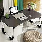 Table de lit pour ordinateur portable Astory Support de lecture portable Plateau...