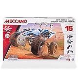 Meccano - 6028580 - Jeu de Construction - Buggy Tout-Terrain 15 Modèles