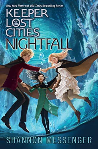Nightfall (6) (Keeper of the Lost Cities)
