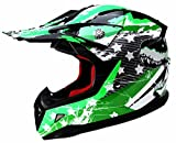 Motocross Youth Kids Helmet DOT Approved - YEMA YM-211 Motorbike Moped Motorcycle Off Road Full Face Crash Downhill DH Four Wheeler Helmet for Street Bike Dirt Bike BMX ATV Quad MX Boys Girls,Medium