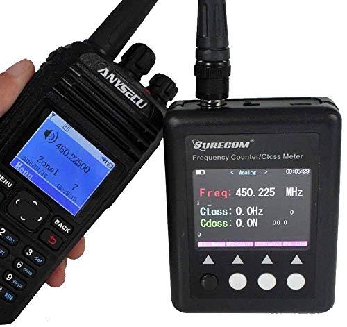 Surecom SF401 Plus 27Mhz-3000Mhz Radio Portable...