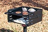 Pilot Rock Heavy-Duty Park-Style Grill - Model# H-16 B6X2