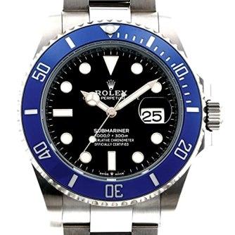 ロレックス ROLEX サブマリーナ デイト 126619LB ブラック文字盤 腕時計 メンズ (W209717) [並行輸入品]