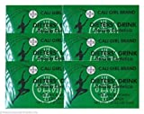 6 Boxes of Cali Girl Dieter's Tea for Men and Women Total of 72 Teabags