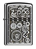 Zippo 2004497 Lighter, Metal, Silver, One Size