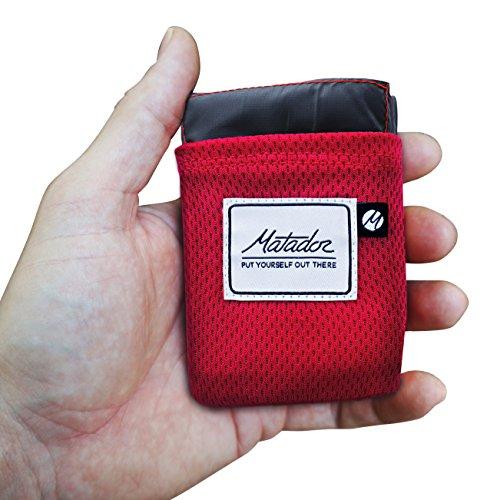 Matador Pocket Blanket 2.0 New Version, Picnic, Beach, Hiking,...