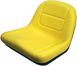 AI Products Deluxe High Back Seat for John Deere Riding Mower Lawn Tractor Models G110,..