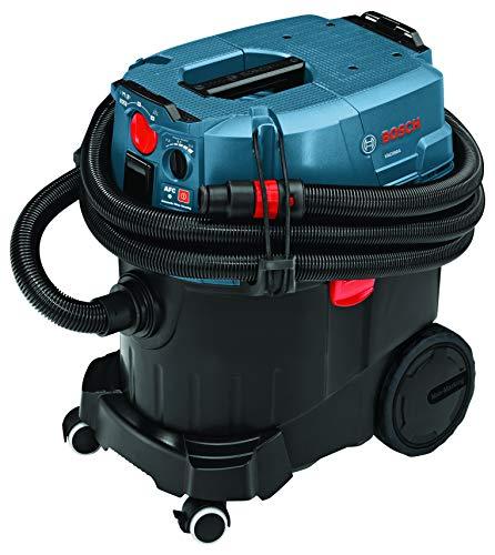 Bosch VAC090AH - Extractor de polvo de 9 galones con filtro de limpieza automática y filtro HEPA