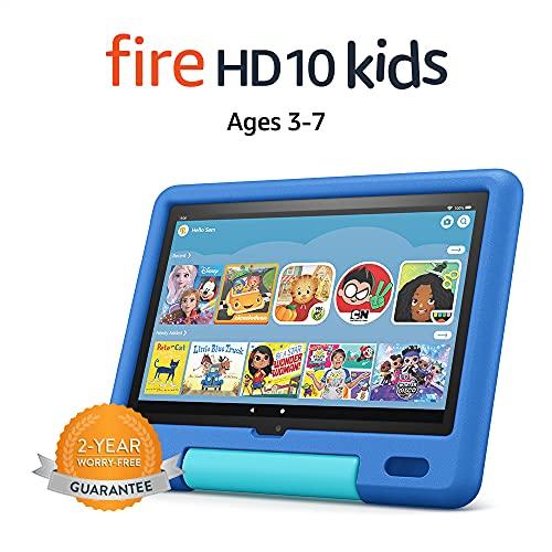 All-new Fire HD 10 Kids tablet